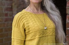 "Пуловер ""Rocquaine"" от Christina Danaee"