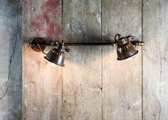 We love the industrial style and rustic finish of these Tubu sliding spot lights. Made from brass they can be moved along the track, they have a flexible join enabling you to position the light. Industrial Track Lighting, Vintage Spotlight, Light, Lighting, Track Lighting Kitchen, Pendant Wall Lights, Wall Spotlights, Industrial Style Kitchen, Nkuku
