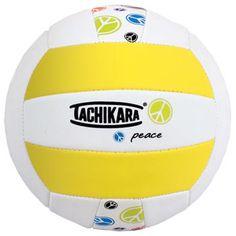 Tachikara Tachikara Peace Pattern Volleyball at Volleyball.Com