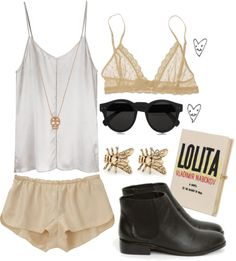 """""""outfit nº 5"""" by clourr ❤ liked on Polyvore"""