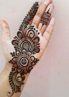 Very Simple Mehndi Designs, Mehndi Designs Front Hand, Latest Arabic Mehndi Designs, Henna Tattoo Designs Simple, Full Hand Mehndi Designs, Mehndi Designs 2018, Mehndi Designs For Girls, Mehndi Designs For Beginners, Mehndi Simple