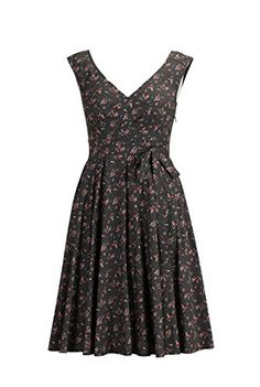 eShakti Women's Dotted floral print cotton dress 6X-36W Tall Black/white multi eShakti http://www.amazon.com/dp/B00N7HMLF0/ref=cm_sw_r_pi_dp_MZBgub1P7K5HV