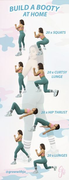 Handy workout plans that are really sensible for starters, both men and ladies to try. Research this workout exercise pinned image ref 3552500215 today. Daily Gym Workout, Everyday Workout, At Home Workout Plan, Workout Schedule, Workout Challenge, At Home Workouts, Workout Plans, Butt Workouts, Glute Exercises