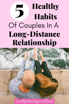 It's definitely hard but SO doable! And I'm sharing the best 5 healthy habits my boyfriend and I had to survive the distance! Successful Relationships, Love Advice, I Survived, Encouragement Quotes, How To Better Yourself, Long Distance, Better Life, Relationship Advice, Healthy Habits