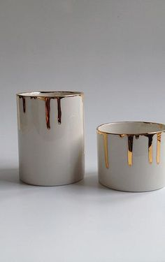 Jars by by New Zealand designer Claybird Handmade Ceramics