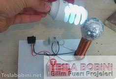 Tesla bobini fiyat, tesla bobini projesi satın al