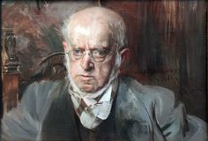 https://flic.kr/p/wPnrGi | Giovanni Boldini - The Painter Adolph Menzel [1895] | [Alte Nationalgalerie, Berlin - Oil on canvas]
