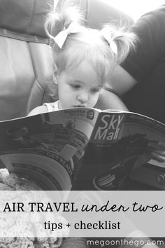Air Travel Under Tips and checklist for air travel with infants and toddlers under Flying with your baby is fun! Toddler Travel, Travel With Kids, Family Travel, Family Vacations, Flying With A Toddler, Hawaii, Air Travel, Travel Tips, Airplane Travel