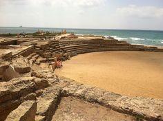 Roman Hippodrome, Caesarea, Israel