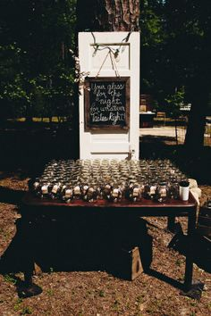 Rustic Wedding Favors Mason Jars | Rustic wedding mason jar favors decor | The Future Mrs. Kevin Duffiel ...