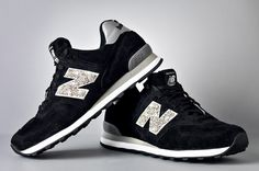 Todd Snyder x New Balance x Swarovski Shoes #Sneakers #Shoes #MFW