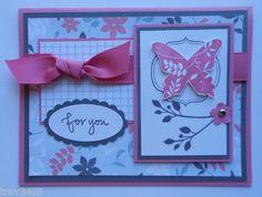 Handmade Cards All Ocassions Friends Birthday