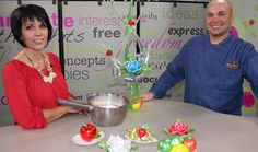 Sugar Art & Chocolate Treats : Crafts : The Home Channel