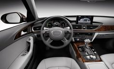 New Review 2015 Audi A6 L E-Tron Release Detail Interior View Model