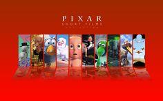 S is for Short films | Community Post: The Disney Pixar Alphabet