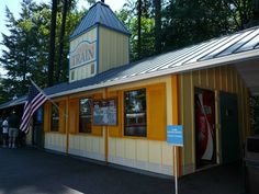 Portland Oregon Zoo Railway Station #makesimplespecial