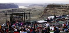 See Dave Matthews Band @ The Gorge in George, WA. Completed 9/1/13. And again 9/3/16