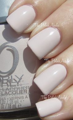 Orly Dark Shadows 2012 collection-  Decades of Dysfunction