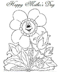 9551cfe f0cb84e cdeea9a3 mothers day coloring pages spring decorations