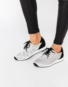 Bild 1 von Vagabond – Kasai – Gewebte Sneakers in Grau