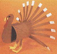 toilet paper turkey: