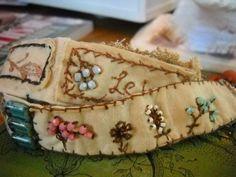 ... textile jewelry fabric jewelry