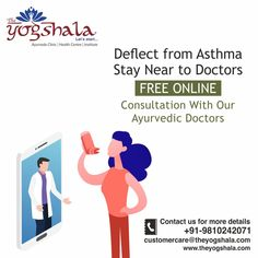 Ayurvedic Doctor, Asthma, Ayurveda, Clinic, Let It Be, Free
