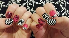 Jamberry nail wrap designs