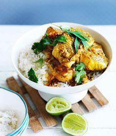 Sri Lankan fish curry recipe :: Gourmet Traveller