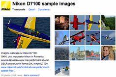 Nikon D7100 sample images