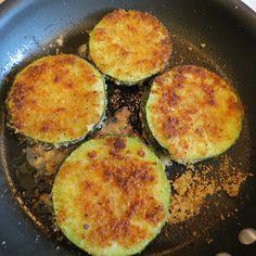Large Zucchini Recipes, Zucchini Bread Recipes, Veggie Recipes, Keto Recipes, Veggie Dishes, Side Dishes, Zucchini Chips, Smoking Recipes, Growing Vegetables