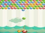 Lo scopo del gioco è eliminare tutte le bolle prima che esse raggiungano la base. Non avrai molto tempo per superare il livello quindi concentrati e... Buona fortuna!
