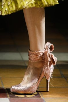 Lanvin Spring 2014 RTW. ***love love love, this embodies my style girly distressed****