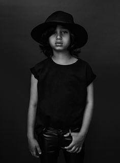 La Petite Magazine Boy editorial - Max Modén
