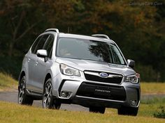 Subaru Forester 2014 our first family car!!