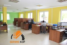Sídlo firmy - SERWIS-KOP