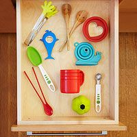 Great kitchen tools for kids
