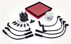 Ignition Tune Up Kit, 4.0L; 97-98 Jeep Grand Cherokee ZJ