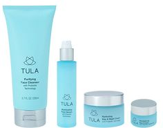 #Tula: The New Probiotic Skincare You Need To Know About. These products are amazing + we're doing a #giveaway! Click for details.#TulaForLife