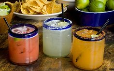 Los Caballitos Cantina  Great Margaritas and Food...