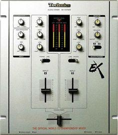 Technics SHEX1200 - Silver/White
