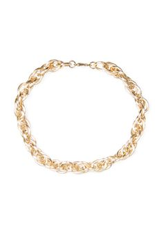 MANGO - Chain link necklace