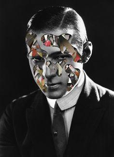 """Maquis"" (2014) by Matthieu Bourel. Art Print / Mini (8"" x 10"")"