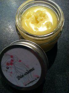 Mon déodorant crème hv coco bicarbonate