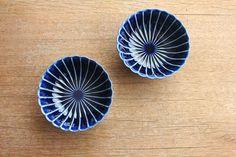 角皿【小】 ストライプ 陶器 一翠窯 画像3