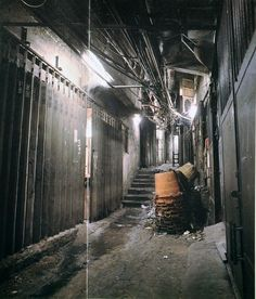 Kowloon Walled City: