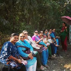 Sisters spending the day in service in Palghar, India just outside of Mumbai. Photo courtesy of @Jolly Banerjee Mascarenhas