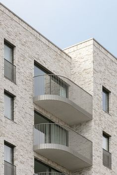 CARE HOUSING BOXMEER by Zecc Architecten ~ Great pin! For Oahu architectural design visit http://ownerbuiltdesign.com