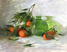 """""""""""Oranges and Glass"""" by Suchitra Bhosle"""""""