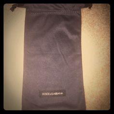 Dolce & Gabbana dust bag Dolce & Gabbana dust bag, new Dolce & Gabbana Bags